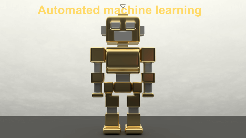 automated machine learning with auto-sklearn