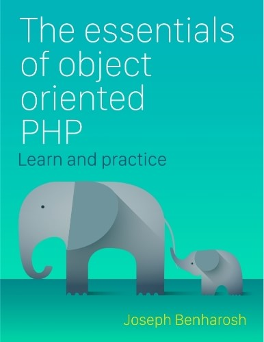 eBook cover The essentials of Object Oriented PHP
