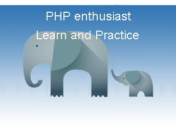 PHPenthusiast PHP tutorials