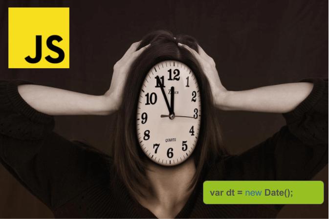 שימוש בזמנים ב-JavaScript