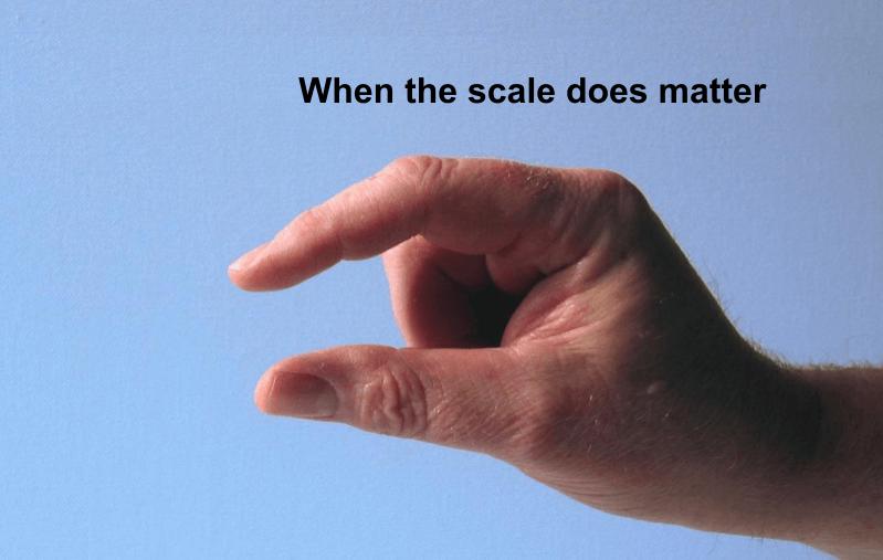 תיאום קנה מידה (feature scaling) בהכנת הנתונים ללמידת מכונה