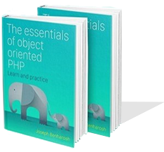 Book review : The essentials of object oriented PHP
